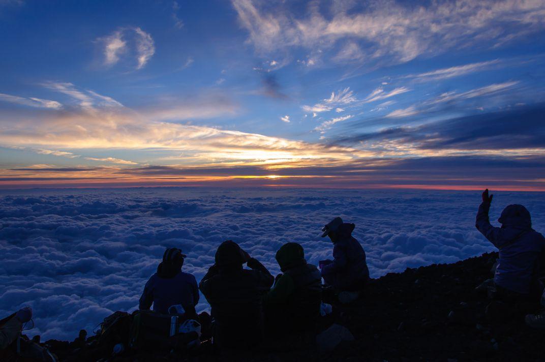 富士山 ~日本最高峰へ~