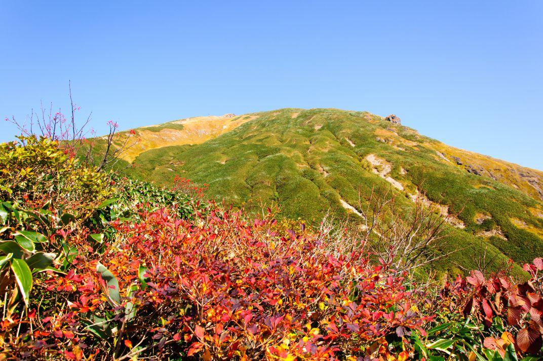 谷川岳 ~紅葉を訪ねて~