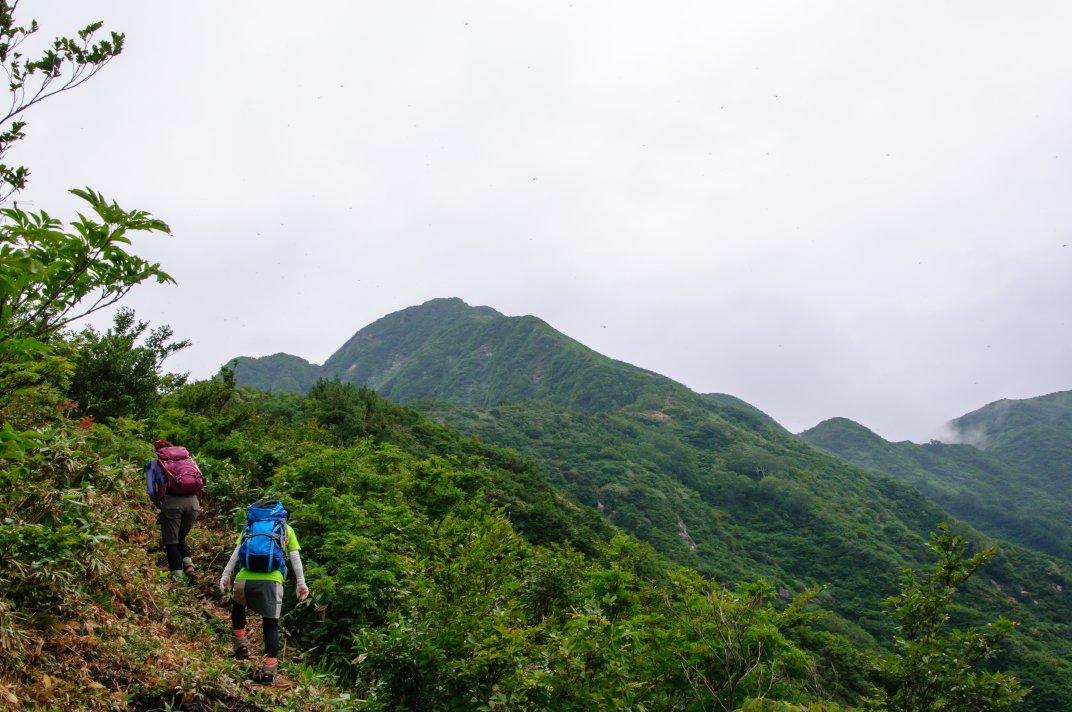 大源太山 ~三国山脈にそびえる名山~