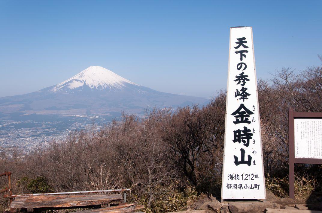 金時山 ~山頂からの大展望~