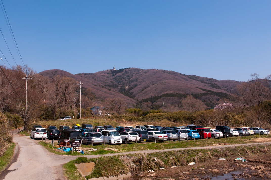 宝篋山 ~山頂からの見事なパノラマ~
