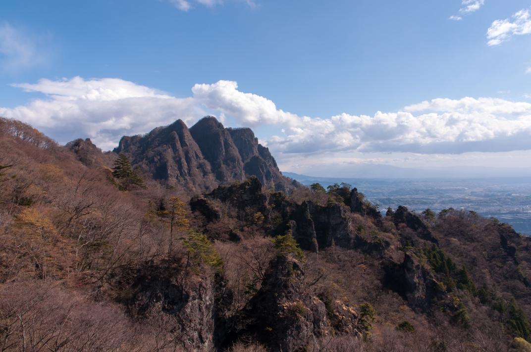 妙義山 ~石門巡りから表妙義最高峰へ~