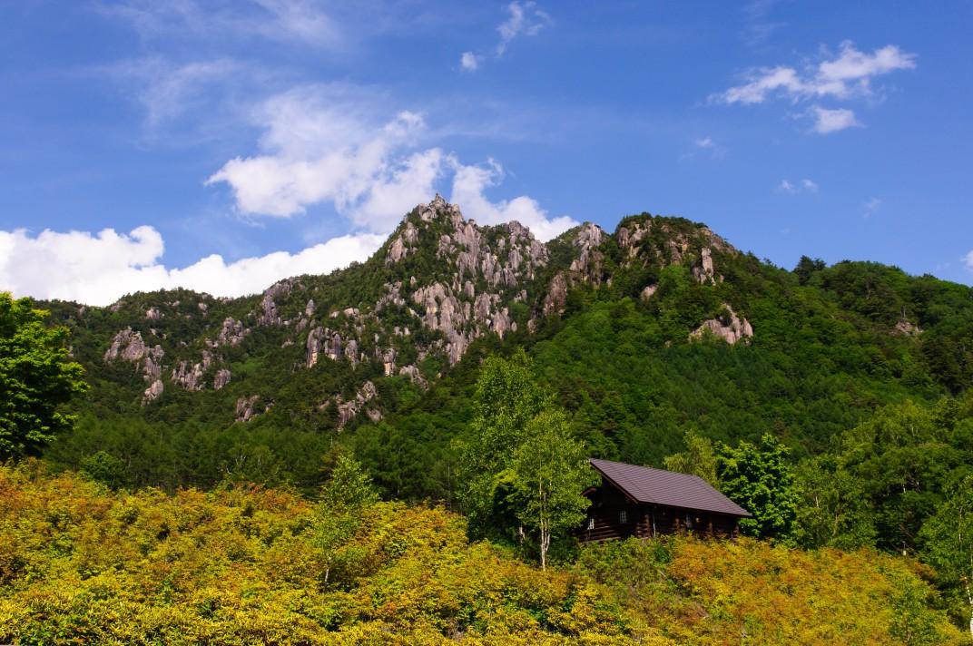 瑞牆山 ~奇岩と急登の果ての絶景~